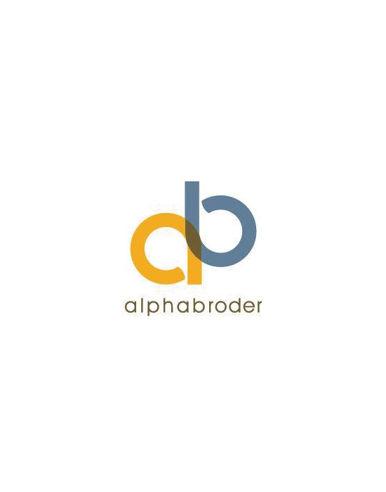 This is a photo of the Alphabroder logo