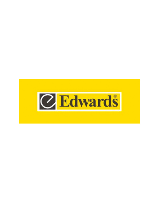 This is a photo of the Edwards Logo