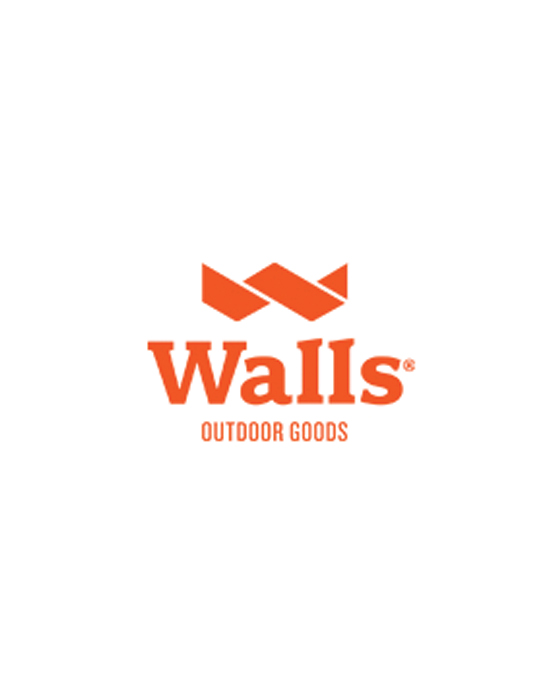 This is a photo of the Walls logo