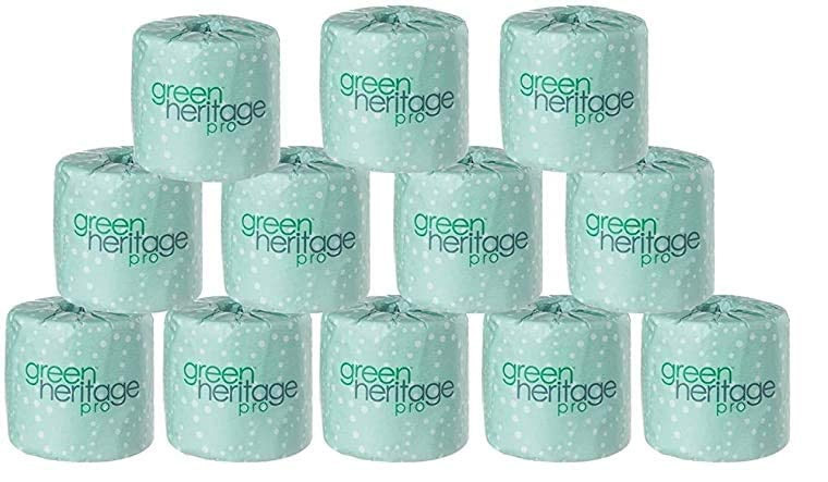 Green Heritage Toilet Paper, toilet paper services