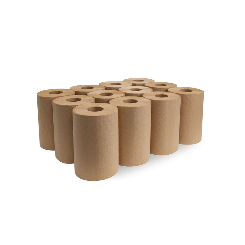Brown paper towel services in New England, monthly paper towel services